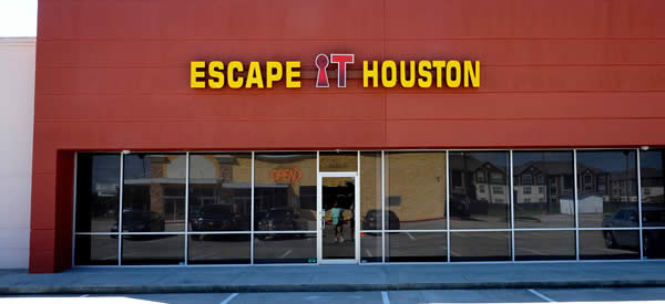 Escape It Houston East Location