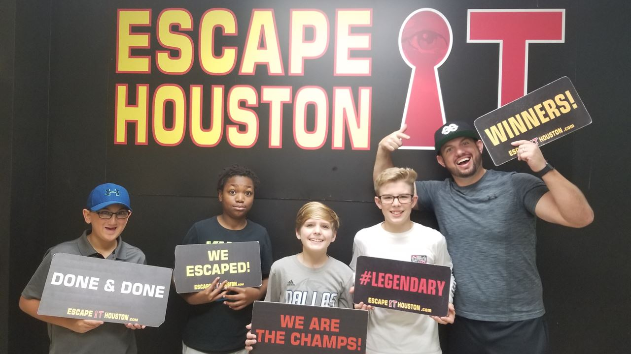 Mar 2, 2019 The OG Squad played Quarantine Houston Escape Room