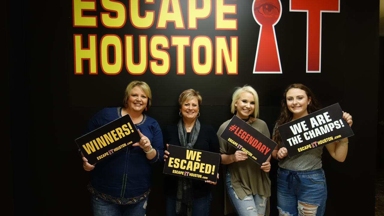 Escape Room For Scientists