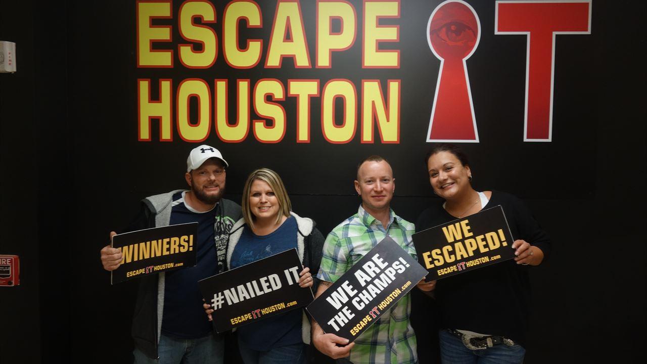 Rameses Revenge Escape Room