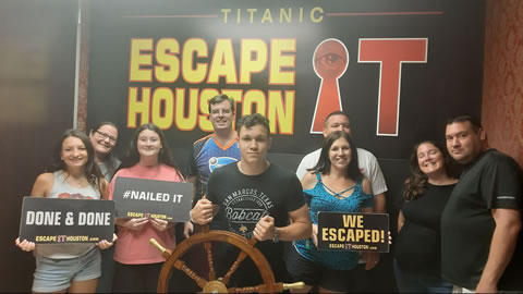 1:30 Titanic played Escape the Titanic on Jul, 20, 2019