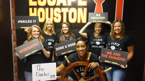 Fearless Fourth Grade Team played Escape the Titanic on Jul, 31, 2017