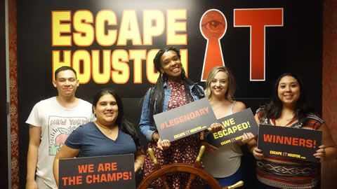 4-8 played Escape the Titanic on Aug, 16, 2017