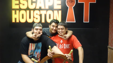 Team Three Star played Escape the Titanic on Sep, 30, 2017