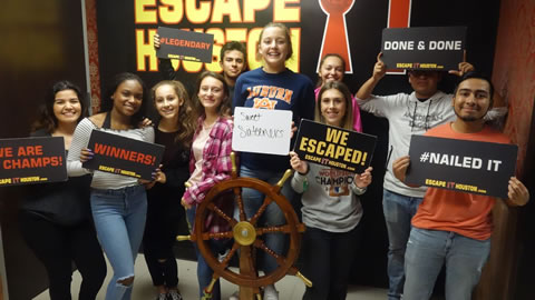 Sweet Sixteen played Escape the Titanic on Dec, 9, 2017