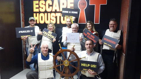 I'm Ready played Escape the Titanic on Dec, 16, 2017