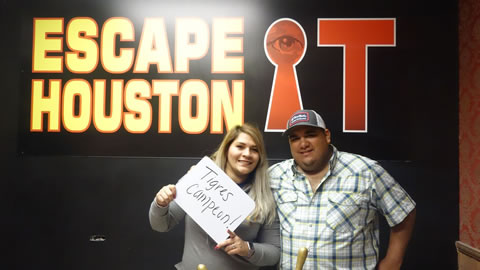 Tigres Campeon played Escape the Titanic on Dec, 16, 2017