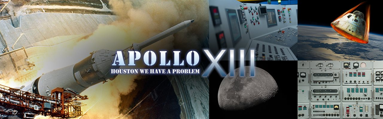 Apollo 13 Houston Escape Room