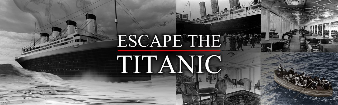Escape the Titanic Houston Escape Room