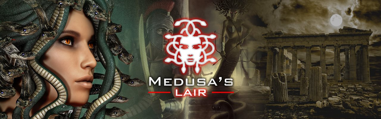 Medusa's Lair Escape Room at Escape It Houston